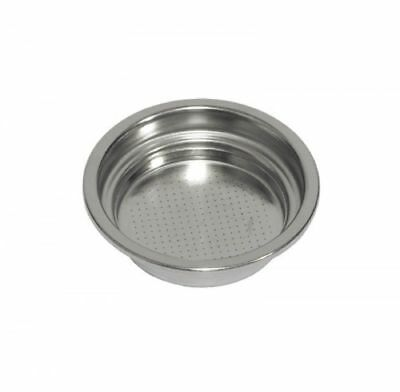 1 SHOT CUP METAL ESE POD FILTER BASKET 70mm COFFEE MACHINE For GAGGIA CARIMALI