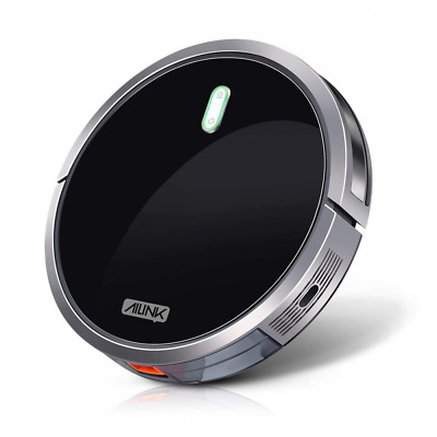 1400Pa Strong Suction Drop-Sensing 2600mAh Battery Robot Vacuum Cleaner NEW US