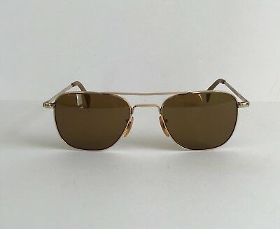 Vintage American Optical 12k gf Gold Filled Aviator Sunglasses