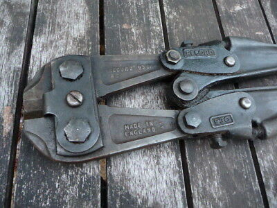 Record No 930 H Bolt Cutters RECORD 930H AC Drop Forged Steel - Made in England