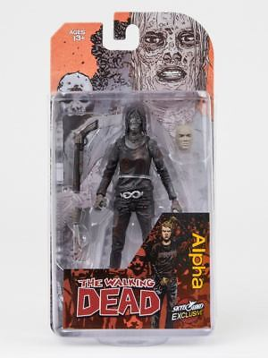 The Walking Dead - Alpha Bloody Version (Comic) / Skybound Excl / 10 Cm