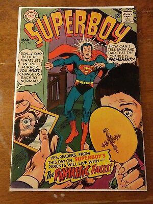 Superboy #145 (Mar 1968, DC) BEAUTIFUL COPY (Superboy Superman DC Neal Adams)?/