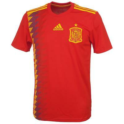 football jersey Adidas Spain football jersey h 2018 Red 76517 - New