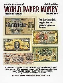 Standard Catalog of World Paper Money, Vol.1 : Sp... | Buch | Zustand akzeptabel