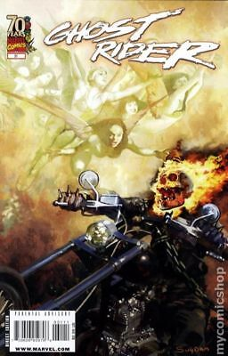 Ghost Rider (4th Series) #31 2009 FN Stock Image
