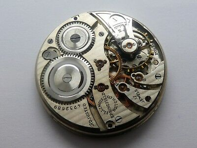 universal geneve big   35mm  Chronograph Movement Caliber for parts  (K82)