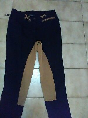 PETER WILLIAMS BNWT Low Rider Stickers Jodhpurs Horse Riding Pants Size 14