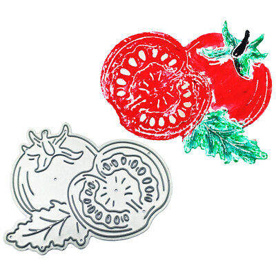 Halloween theme tomato Metal Cutting Dies For Scrapbooking Paper Card Craft_S