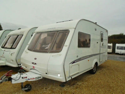 Swift Challenger 470, Single Axle, 2005 Model, 2 Berth, Motor Mover Fitted.