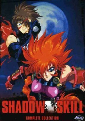 Shadow Skill Anime Complete Collection RC1 [6 DVDs]