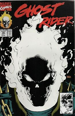 Ghost Rider 15 1St & 2Nd Prints (1991)