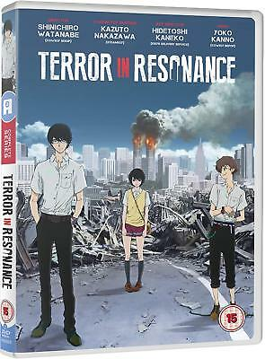 Terror in Resonance Anime Collection RC2 UK [2 DVDs]