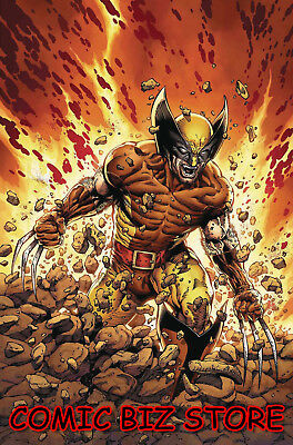 Return Of Wolverine #1 (Of 5) (2018) Mcniven Brown & Tan Costume Variant ($4.99)
