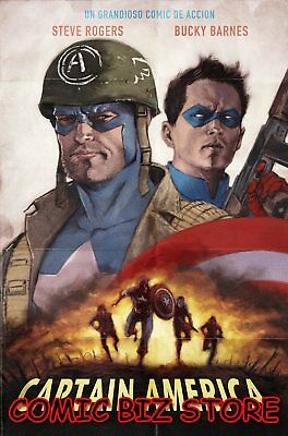 Captain America Annual #1 (2018) 1St Printing Andrews Variant Cover ($4.99)