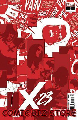 X-23 #2 (2018) 2Nd Printing Cabal Variant Cover Marvel Comics