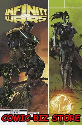 Infinity Wars #2 (Of 6) (2018) 2Nd Printing Deodato Variant Cover Marvel ($4.99)