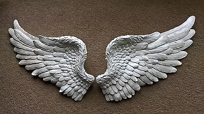 Angel Wings Pearlescent Large.