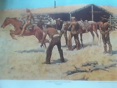 fredrick remington prints