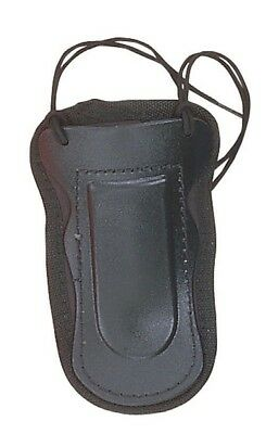 Champion Sports Baseball / Softball Catcher or Umpire Throat Neck Guard, Black