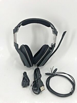 ASTRO Gaming A50 Gen 2 Wireless Gaming Headset for PS/PC Black #QW98