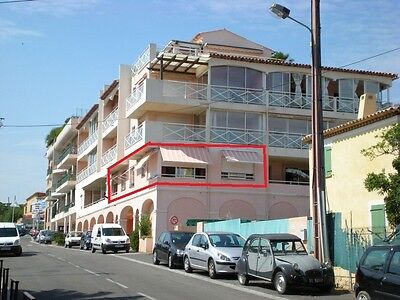 Un Appartement F4 au centre de Saint-Aygulf sur mer Var France