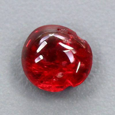 1.74 Cts_Glittering Massive Luster_100 % Natural Burmesh Unheated Red Spinel