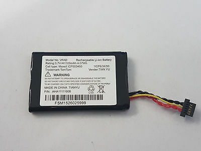 Original Replacement Battery For  TomTom Go 6000 VFAD Model