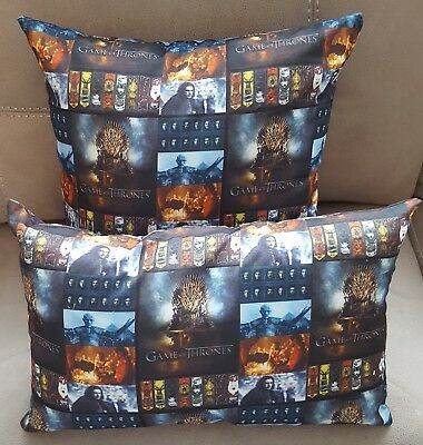 Game of Thrones Cushion - 2 sizes available