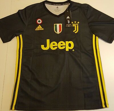 Juventus Away Shirt 2018/19 - Ronaldo 7 - Mens size medium