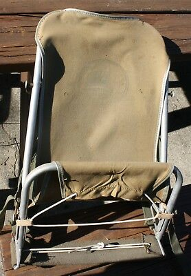 Vintage 1960s Boy Scout Aluminum Backpack Frame