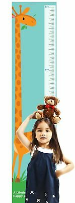 Giraffe Growth Chart by Americord - Hanging height measurement chart for baby...