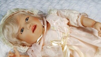 Paradise Galleries blonde baby doll by Kathy Smith Fitzpatrick 22""