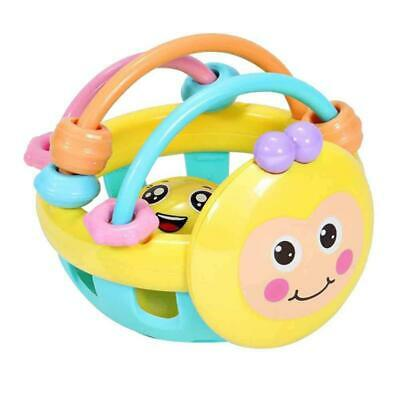 Toddler Infant Baby Einstein Bendy Sound Ball Rattle Activity Toy JJ