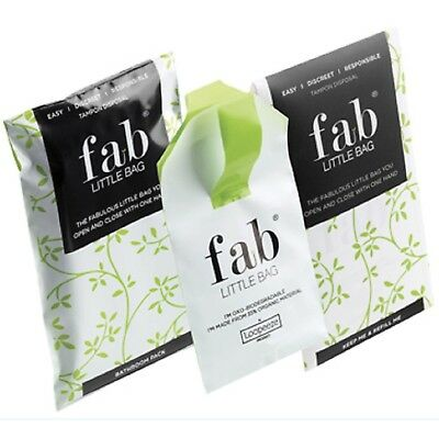Fab Little Bag: A Starter Plus Pack of 45 Totally Disposable, Biodegradable, ...
