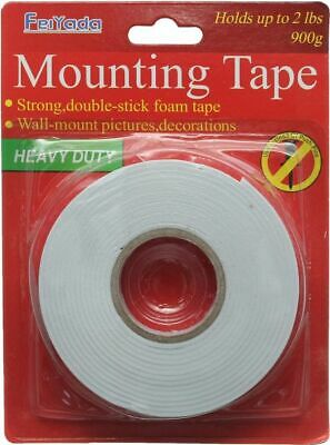 Wall Mounting Tape Multipurpose Double Sided Hanging Mirror Foam