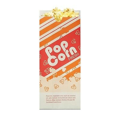 "Hoosier Hill Farm Popcorn Bags (8"") - 100 Count"
