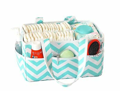 June Bug Baby Diaper Caddy - Storage Bin for Diapers and Baby Wipes - Home, C...