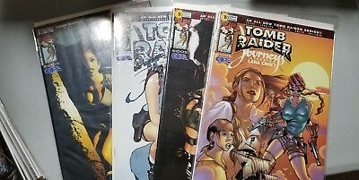 Tomb Raider Laura Croft Journies comics