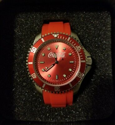 Collectible  Coca Cola Watch