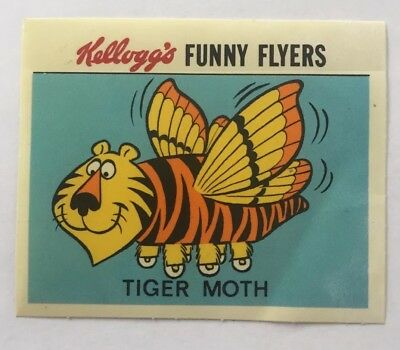Kelloggs Frosties - Tony The Tiger Cards, Funny Flyers Etc