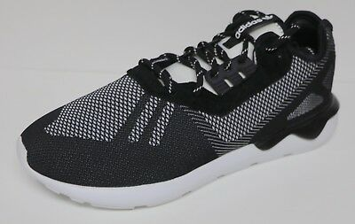 ac5a8f304adcdc Adidas Tubular Runner Weave Men s Size 12 Sneakers Running Shoes Black    White