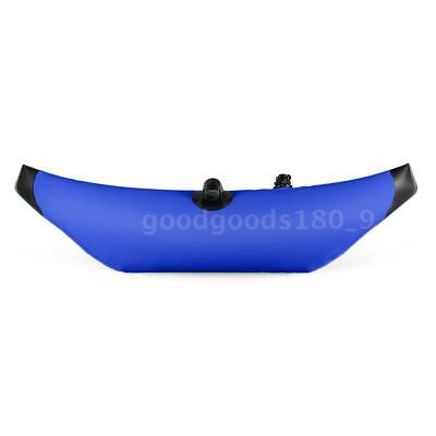 Kayak gonfiabile in PVC Outrigger pesca barca Standing Float stabilizzatore D0K2