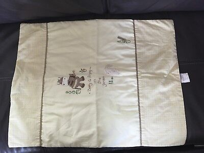 Mamas And Papas Zeddy And Parsnip Nursery Crib Quilt