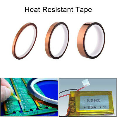 Heat resistant tapes sublimation Press Transfer Thermal 3D Druck 5/10/20mm × 30m