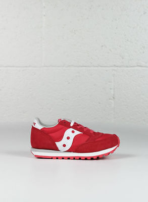 Saucony Originals Shoe Jazz Little Girl - Fuxwht - 12.5C (884401588257)