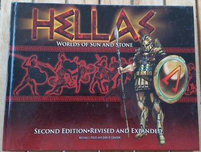 Hellas: Worlds of Sun and Stone (2nd Edition)