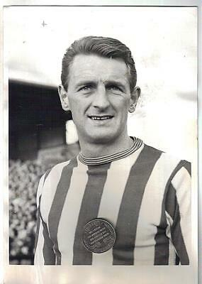 "George Eastham Stoke City F.c. And England ""genuine Press Photograph"""