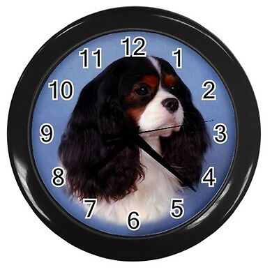 NEW CAVALIER KING CHARLES SPANIEL 10 inch WALL CLOCK HOME OFFICE DECOR 89226904