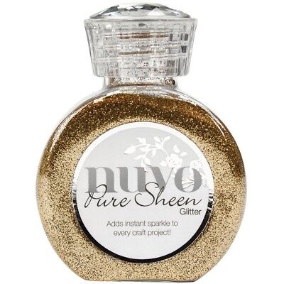 Nuvo Pure Sheen Glitter – Rose Gold