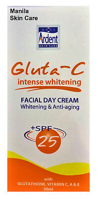Gluta-C Intense Lightening Facial Day Cream 30ml (from £14.95 to £30.00)